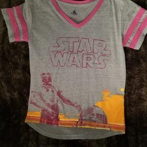 Disney Star Wars Tshirt